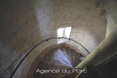 Achat d'un Manoir en pierres du XIIIème dans un environnement préservé en Normandie, à proximité de Rouen, en Vallée de Seine et en bordure de la forêt domaniale de Roumare
