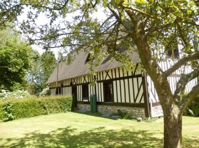 acheter une maison normande en Normandie près d'Yvetot