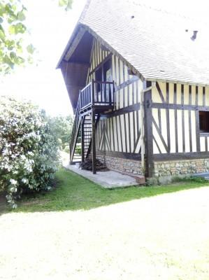 acheter une maison normande avec 4 chambres sur un grand terrain