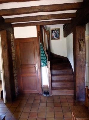 vente d'une charmante maison au calme sur 4000 m² terrain, entre Rouen et Le Havre