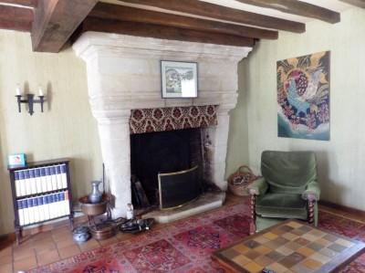 vente d'une maison normande de charme avec sous sol complet à 5 mn d'Yvetot, en Pays de Caux