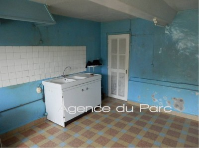 vente d'une maison normande, vallée de Seine, 3 chambres, grenier aménageable, terrain de 2000 m² env