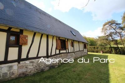 acheter une maison ancienne dans un bel environnement, au calme, en Vallée de Seine