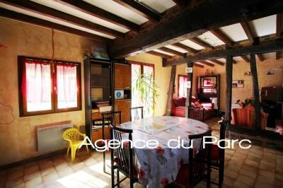 Axe Rouen/ Le Havre, maison ancienne sans travaux à vendre dans un bel environnement