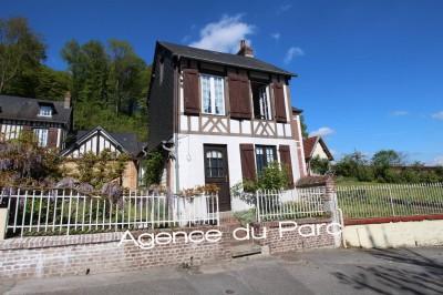 Maison normande à acheter proche de Caudebec en Caux,  Vallée de Seine,  76, entre Rouen et Le Havre
