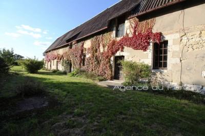 vente d'une maison en pierres avec 4 chambres à moins de 2 h de Paris, idéale résidence secondaire