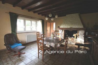 achat d'une maison ancienne de plain pied, aux environs de Caudebec