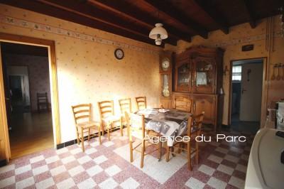 acheter une maison à colombages de plain pied en Pays de Caux, à proximité d'Yvetot, 4 chambres,   grenier aménageable