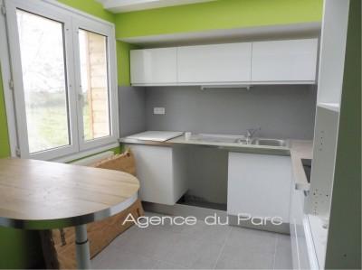 acheter une maison en briques et colombages avec 4 chambres en Normandie