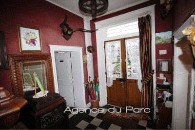 acheter une grande maison de maître idéale activité de chambres d'hotes en vallée de Seine