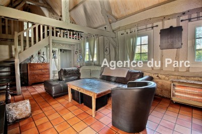 Vente Maison normande en très bon état Proche du Pont de Brotonne, axe Caudebec en Caux/Bourg Achard, Vallée de Seine, en Normandie