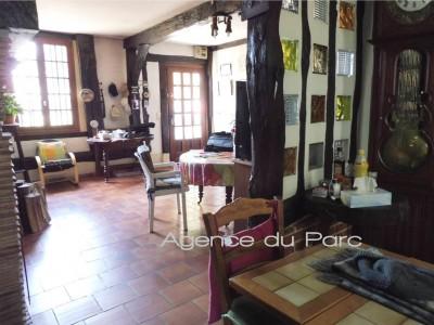 acheter une propriété normande ancienne sur 2ha5 env, en Pays de Caux, à 1h30 de Paris, 42 mn de la côte