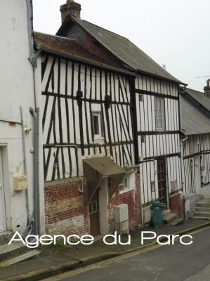 Maison de ville à vendre Centre Ville de Caudebec en Caux, Normandie, 76