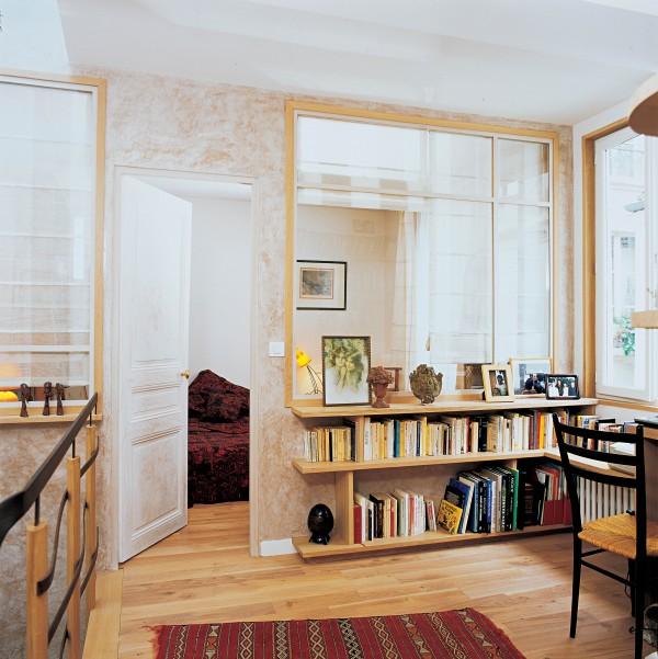 Maison de ville T4 Paris 75014 Métro : Gaîté Maison de ville sur 3 niveaux