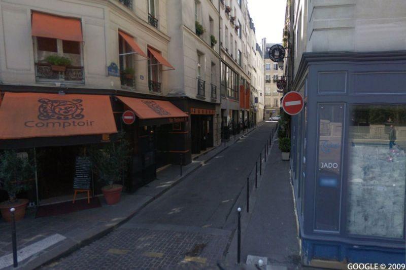Appartement T3 Paris Rue Vauvilliers 75001 Paris Loft refait à neuf 59 m2 environ