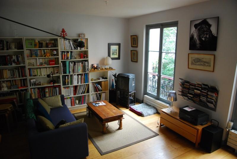 Maison de Ville 68 m2 75018 avec Jardin de 20 m2. T4 Paris 75018 Abbesses, Place Charles DULLIN, Montmartre. Maison avec Jardin à Paris, Caractère.