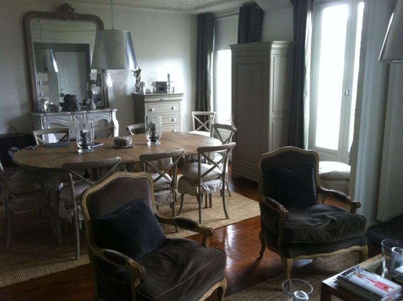 Appartement familial 4 Pièces 87 m2 75002 Paris T4 Paris 75002 Réaumur-Sébastopol Entièrement refait à neuf, traversant.