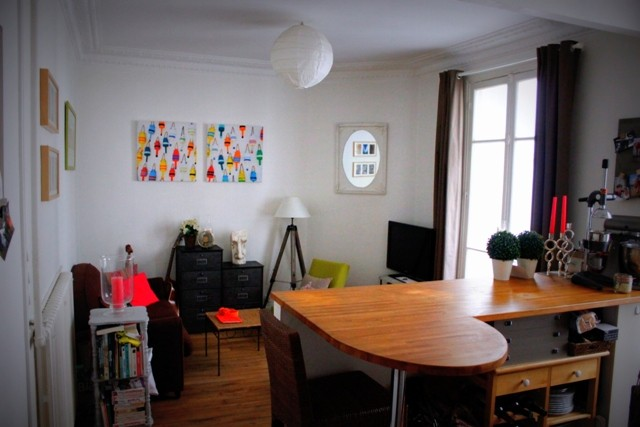 Nos biens departement paris appartement t2 de 39 50 m - Appartement a vendre paris le bon coin ...