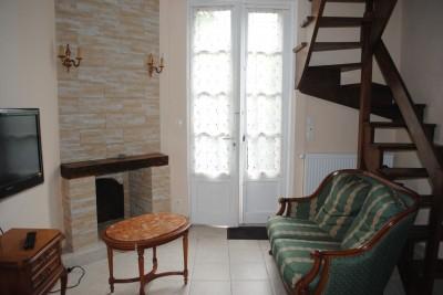 Maison de ville meublée à louer à Lillebonne, en Normandie, entre Caudebec et Le Havre