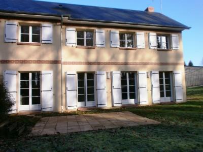 Maison contemporaine à louer Axe Caudebec en Caux / Rouen, Vallée de Seine,Haute Normandie, 76, à 30 mn de Rouen