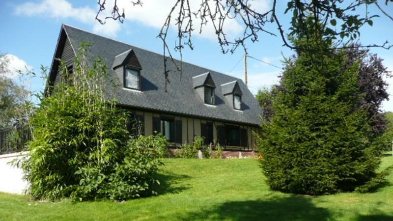 Maison normande récente Campagne de Caudebec en Caux, 76, dans un environnement privilégié