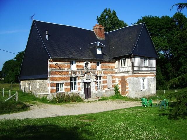 Manoir XVIème et XVIIème A 20 mn d'Etretat, aux environs du Havre,76