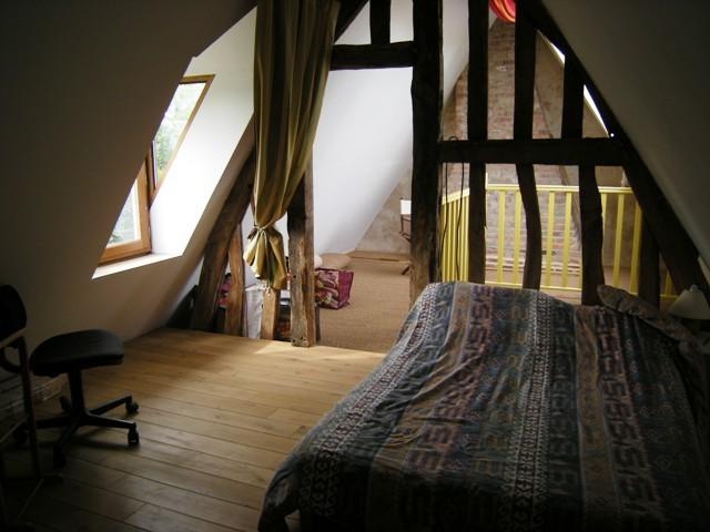 Maison normande de caractère rénovée proche du Pont de Brotonne, 76, Caudebec en Caux,