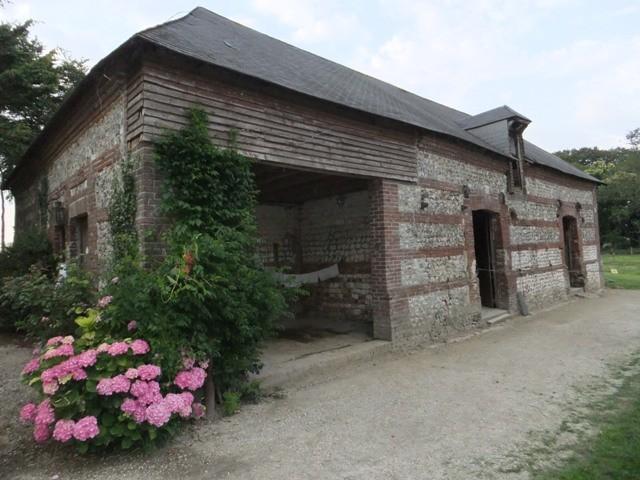 Propriété du XVIème  Entre Yvetot et Le Havre,76, à 30 mn de la côte d'Albâtre,