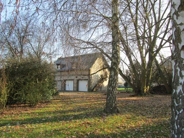 acheter à LA MAILLERAYE une belle maison de charme en bord de Seine