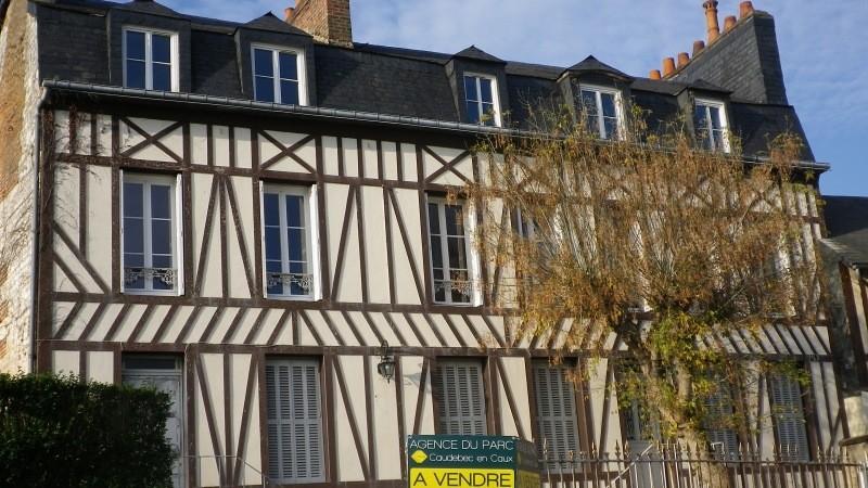 Maison bourgeoise pleine de charme Plein centre Caudebec en Caux