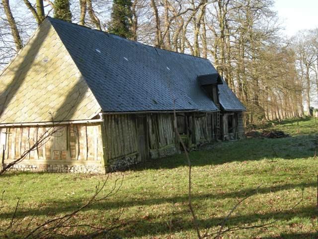 vente d'un ancien presbytère XVIII dans la campagne normande