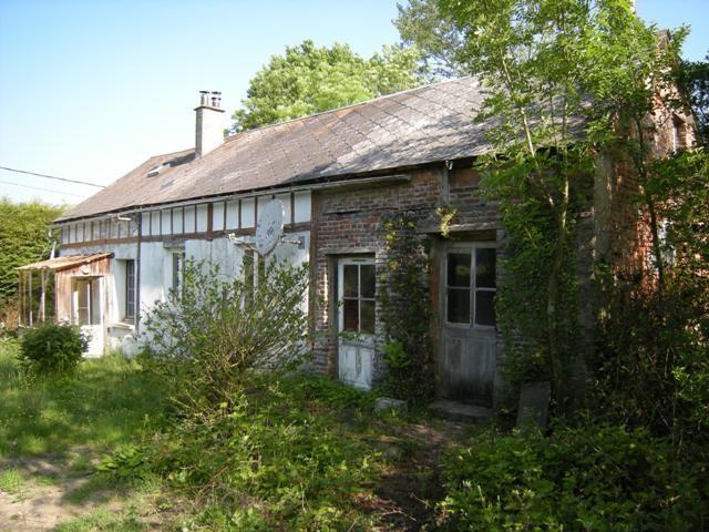 Acheter a vendre maison de pays en briques et colombages for Acheter maison campagne proche paris