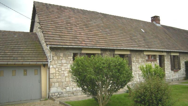 Vente d'une maison en pierres, de plain pied proche du Pont de Brotonne, 76, axe Caudebec en Caux /Bourg Achard,  entre Rouen et Le Havre, dans la Vallée de la Seine