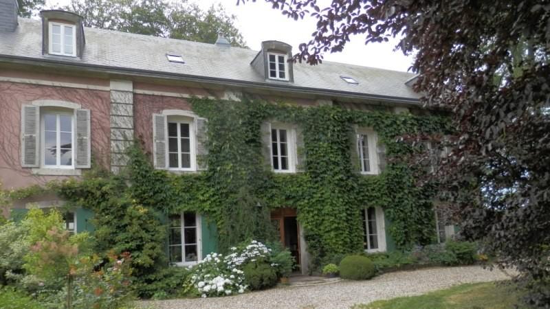 Propriété de caractère exceptionnelle à vendre  Haute Normandie, 76, au coeur du Pays de Caux,  Campagne Yvetot /Caudebec en Caux ,à 30 mn de la mer, entre Rouen et Le Havre sur 5 ha de prés et de bois