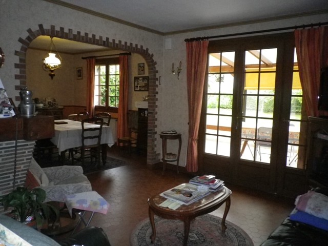 Maison individuelle à vendre Saint Wandrille Rançon, proche Caudebec en Caux (76), vallée de Seine, Pays de Caux dans le village de St Wandrille, à 2 pas de l'Abbaye