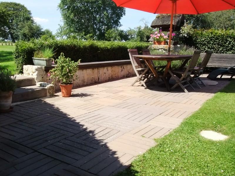 Maison normande à acheter dans un charmant village proche du Pont de Brotonne (76) vallée de Seine entièrement restaurée