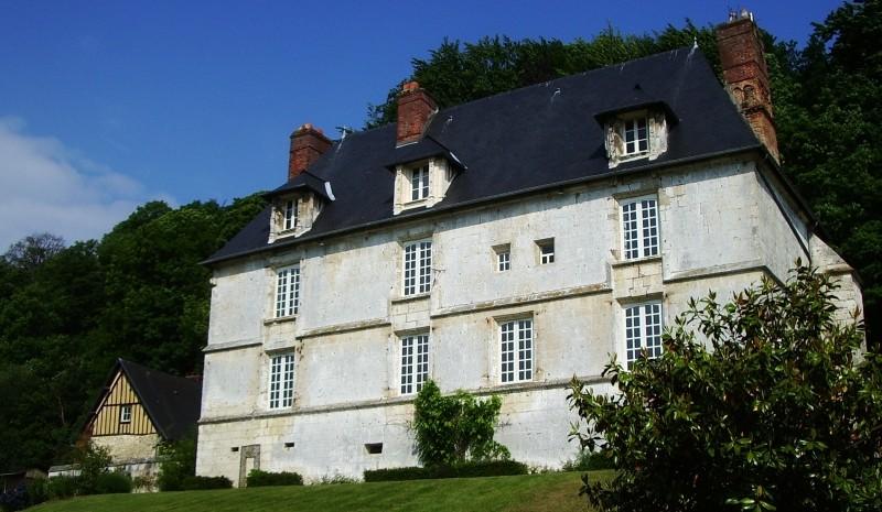 Manoir en pierres du XV ème Vallée de Seine, proche Caudebec en Caux 30' de Rouen,76