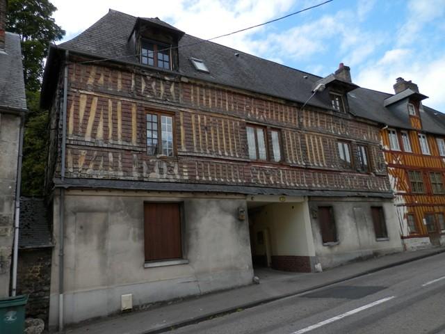 Immeuble de rapport à vendre Caudebec en Caux ,76  Pays de Caux, Vallée de Seine centre ville