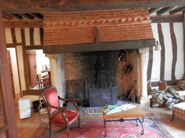 Belle propriété normande du XVIIIème à vendre entre Yvetot et la mer,76, au coeur du Pays de Caux, à 1h45 de Paris
