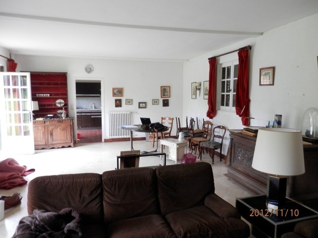 Maison normande à vendre à 4,5 km des plages de la côte d'Albatre, dans un charmant village de la campagne cauchoise (76)