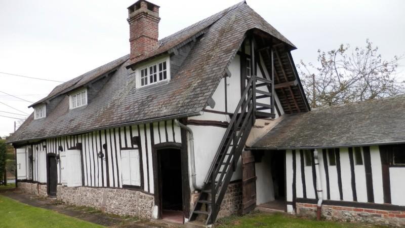 vente d 39 une maison normande restaurer 45 km de la mer campagne de saint val ry en caux dans. Black Bedroom Furniture Sets. Home Design Ideas