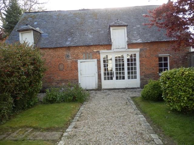 Maison bourgeoise à vendre dans un bourg tous commerces, à 1/4h d'Yvetot, proche des grands axes,76, Pays de Caux, entre Rouen et Le Havre