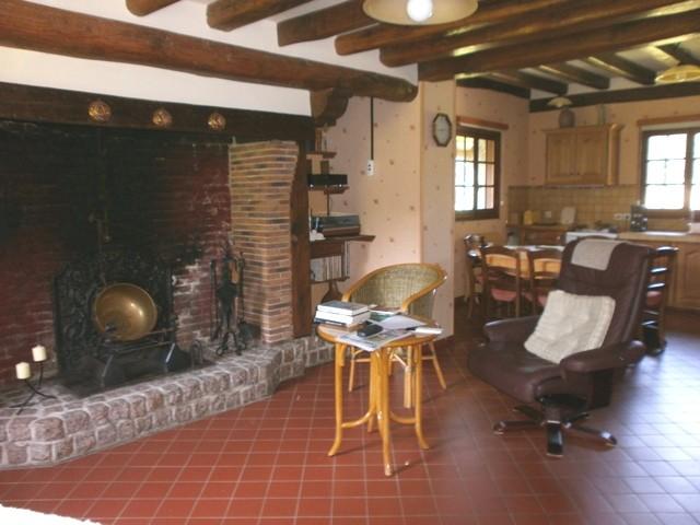 maison à colombages à vendre près de Bourg Achard