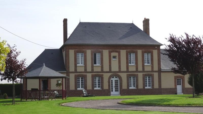 Vente d'une maison de maître de caractère  proche d'Yvetot,  axe Yvetot / Rouen ,76