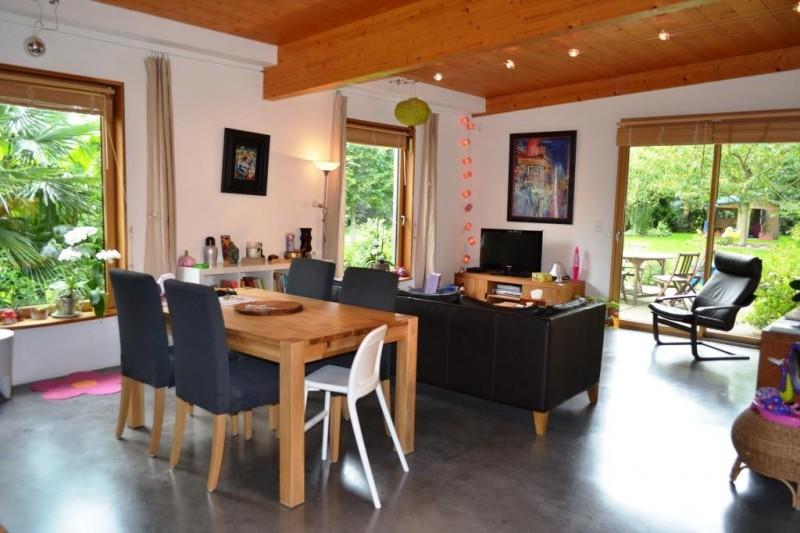 Acheter maison contemporaine ossature bois vendre for Acheter maison a la campagne