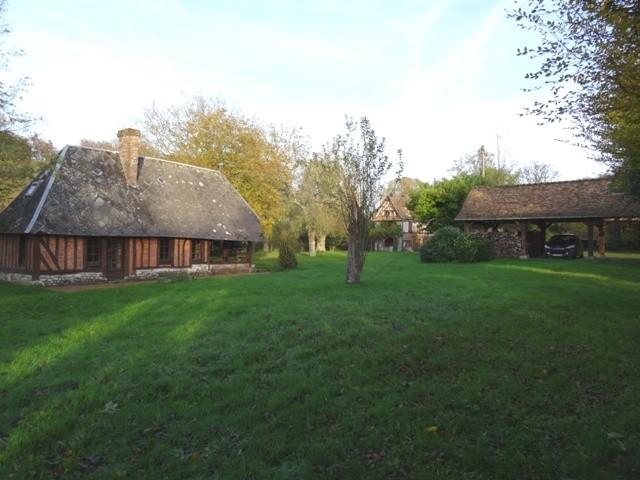 Propriété normande exceptionnelle au coeur du Parc de Brotonne, 27, vallée de la Seine, à la lisière de la forêt, à 1/4 h accès A13