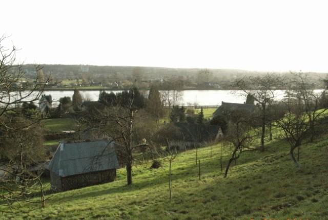 Vente d'un terrain à bâtir proche de la forêt de Brotonne, axe Caudebec en Caux/ Bourg Achard, 76, Vallée de Seine,