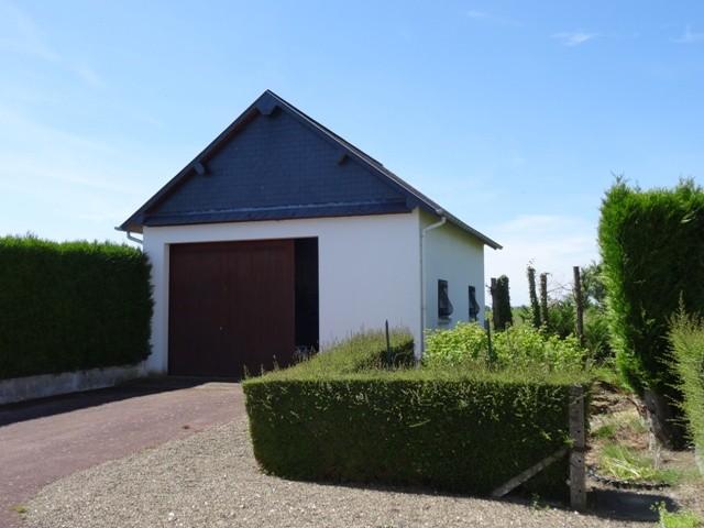 achat d'une maison de plain pied en Normandie, proche de la forêt de Brotonne, dans un environnement calme