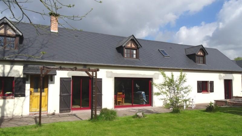 Longère normande à vendre Axe Caudebec en Caux / Notre Dame de Gravenchon, 76, Vallée de Seine