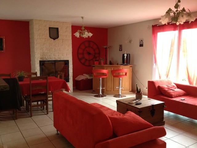 Vente d'un pavillon en excellent état Axe Caudebec en Caux/ Bourg Achard, 76,